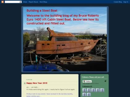 Cached version of Deboet Steel Boat Build