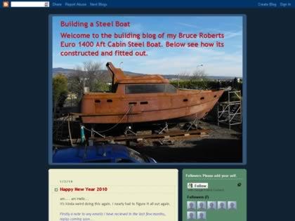 Cached version of Deboet Steel Boat Build