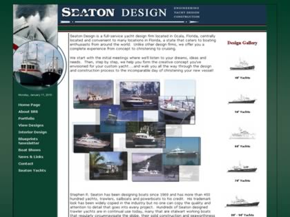 Cached version of Seaton Design