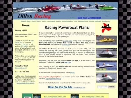 Cached version of Dillon Racing