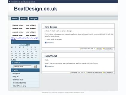 Cached version of BoatDesign.co.uk