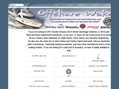 Cached version of Offshore Wake Marine