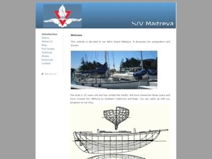 Cached version of S/V Maitreya