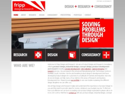 Cached version of Fripp Design Limited