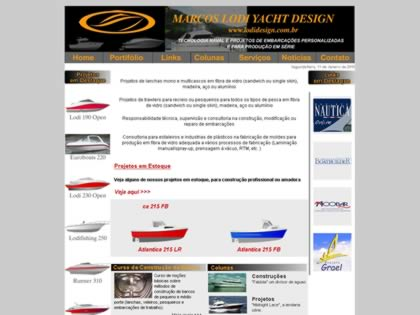 Cached version of Marcos Lodi Yacht Design