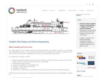 Cached version of Tooltech Ship Design and Marine Engineering Services