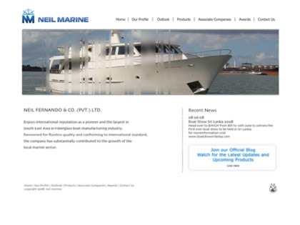 Cached version of Neil Marine (Pvt) Ltd.
