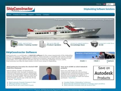 Cached version of ShipConstructor Software Inc.