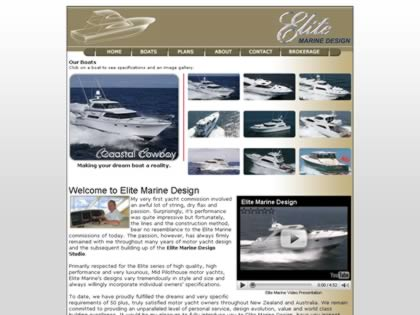 Cached version of Elite Marine Design Ltd