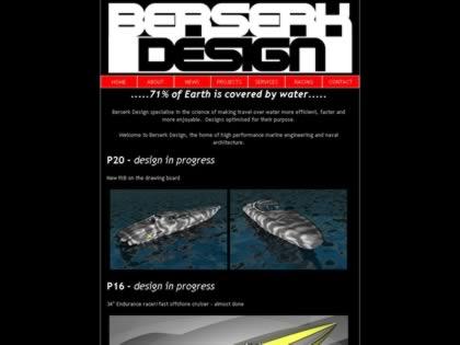 Cached version of Berserk Design