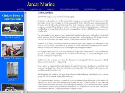 Cached version of Jarcat Marine