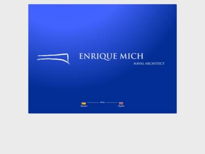Cached version of Enrique Mich Naval Architect