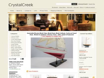Cached version of CrystalCreek LLC