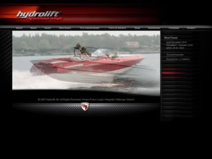 Cached version of Hydrolift Marine