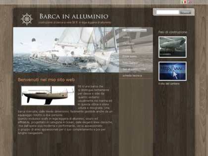 Cached version of A classic 56 ft. aluminium boat