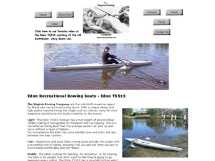 Cached version of Edon Recreational Rowing Boats