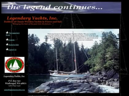 Cached version of Legendary Yachts