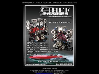 Cached version of Chief Engines