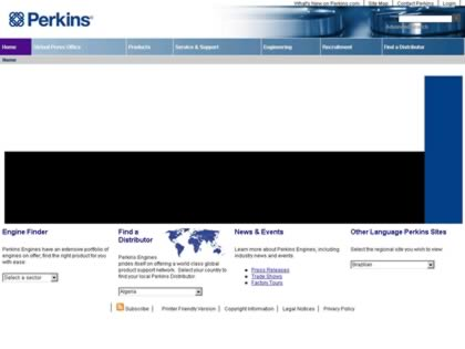 Cached version of Perkins