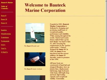Cached version of Bauteck