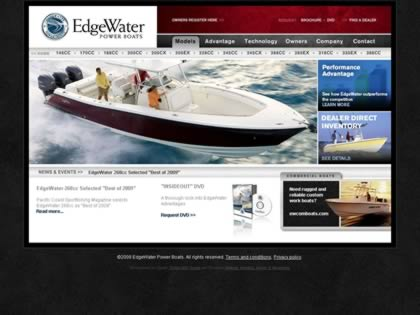 Cached version of EdgeWater Powerboats