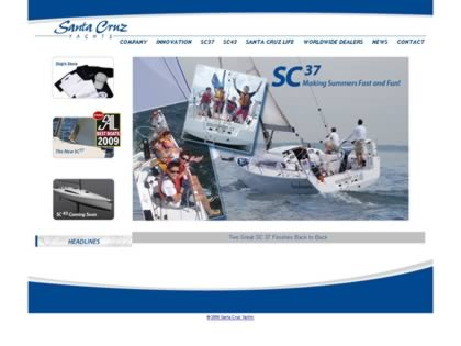 Cached version of Santa Cruz Yachts