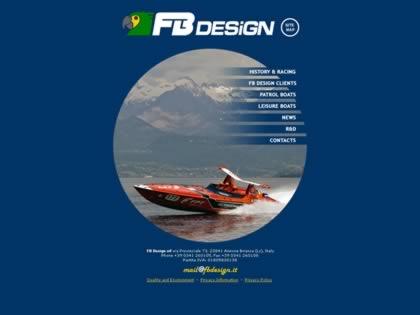 Cached version of Fabio Buzzi Design