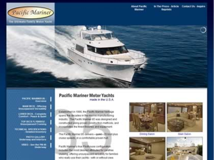 Cached version of Pacific Mariner