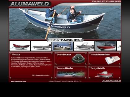 Cached version of Alumaweld Boats