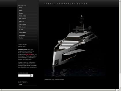 Cached version of Sabdes Superyachts