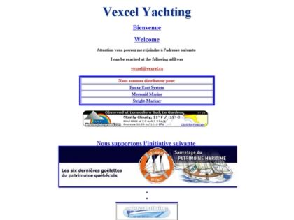 Cached version of Vexcel Yachting