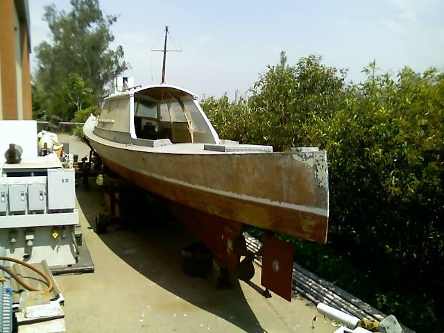 Bill garden richard stewart tlingit boat design net for Garden design troller boat