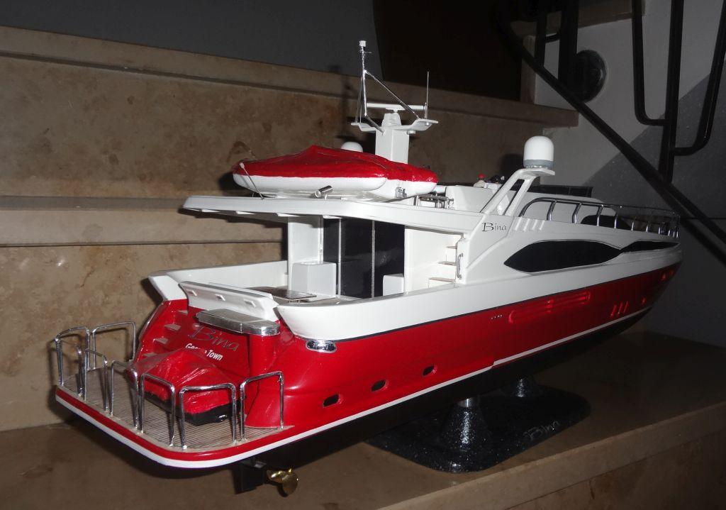 "Dyna 77' ""BINA"" | Boat Design Net"