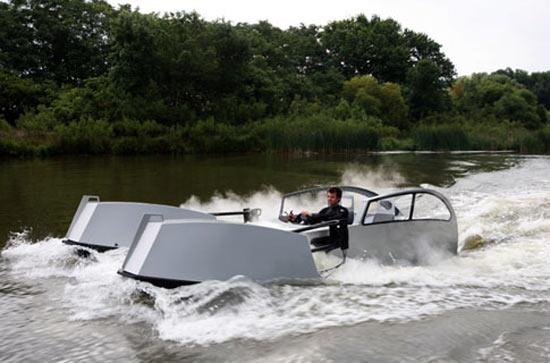 homemade-jetboat | Boat Design Net