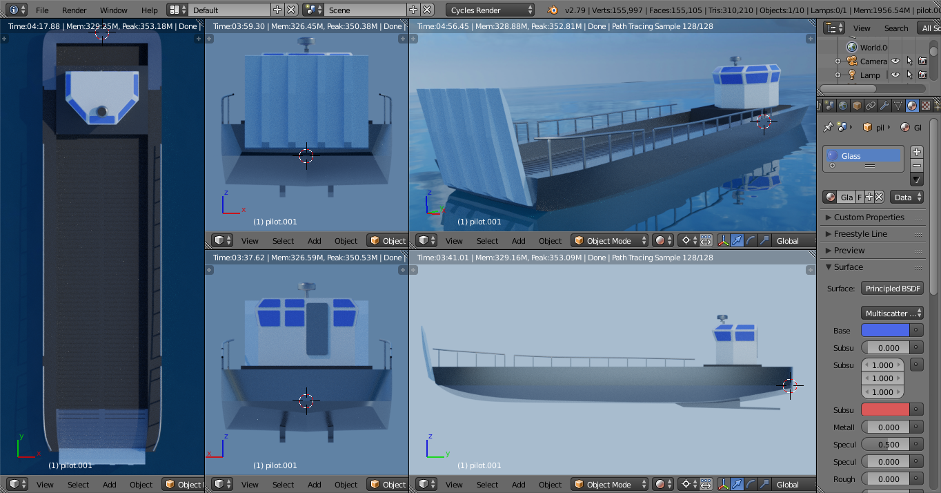 Landing Craft Boat Design Net