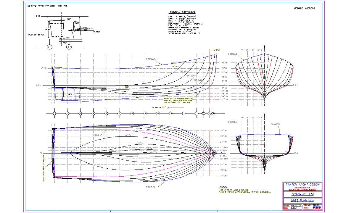 Lobster Yacht. | Boat Design Net