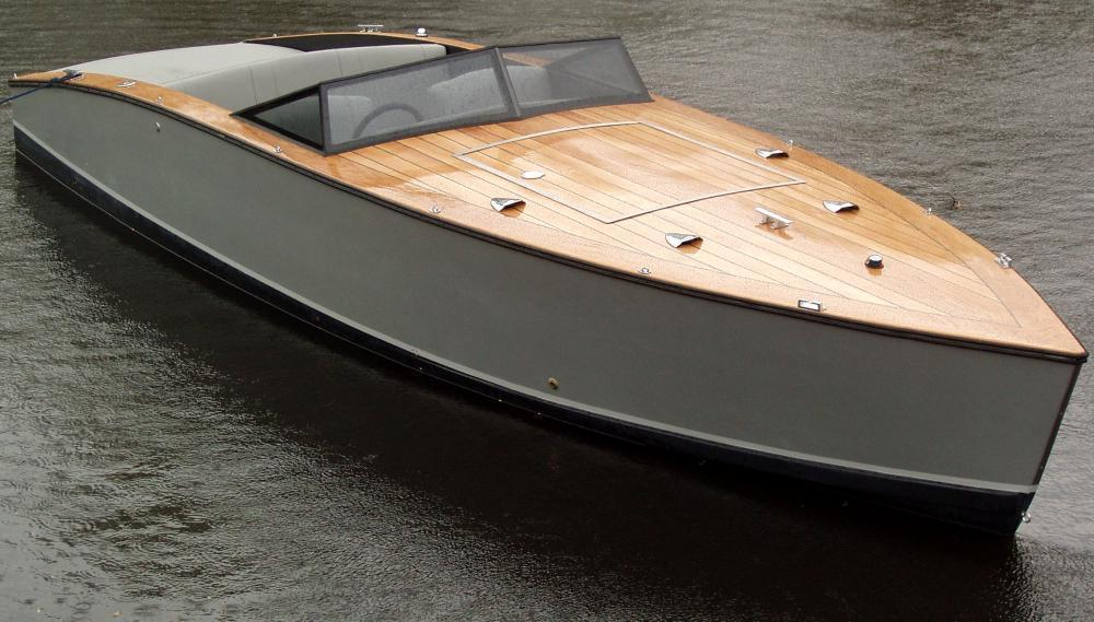 Modern Style Boat