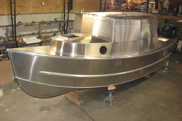 North Westerner 2510 Classic Welded Aluminum Boat Boat