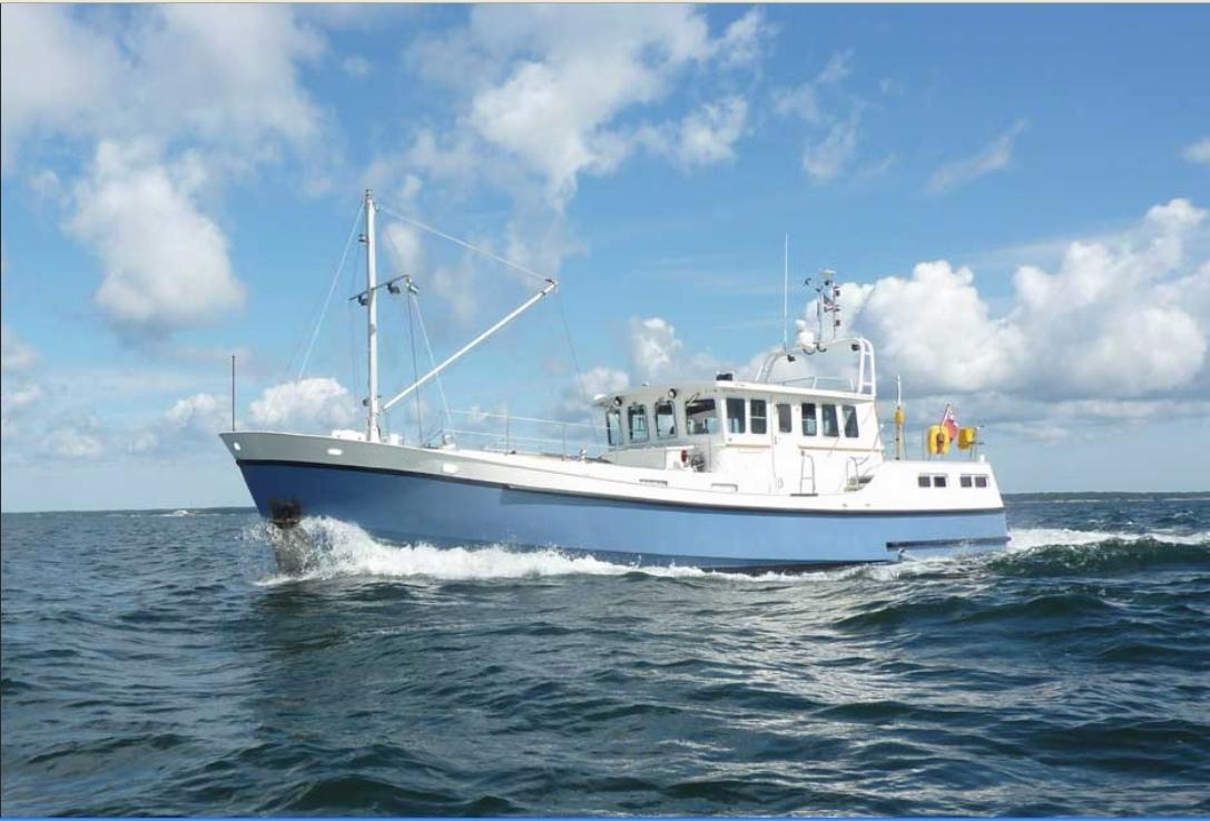 Steel kit Trawler 52 (branson boats)   Boat Design Net