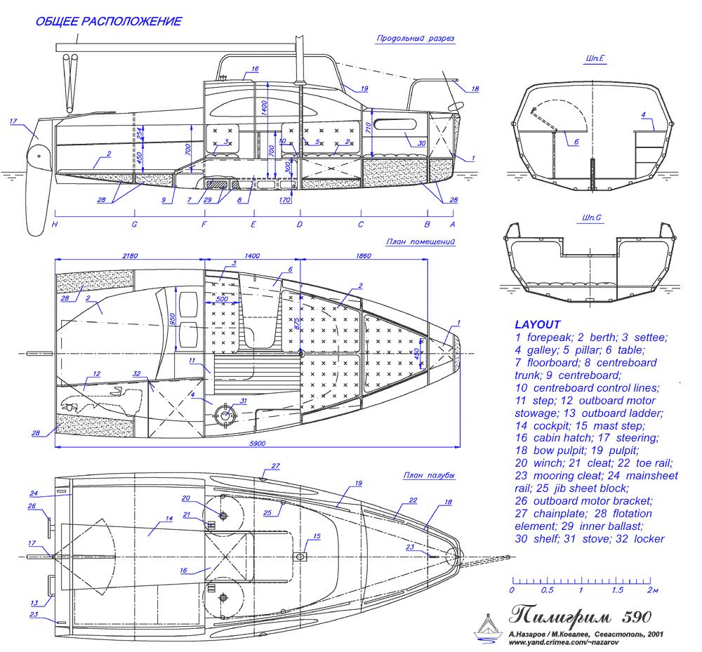 Pilgrim 590 Designed By Albert Nazarov  U0026 Maxim Kovalyov